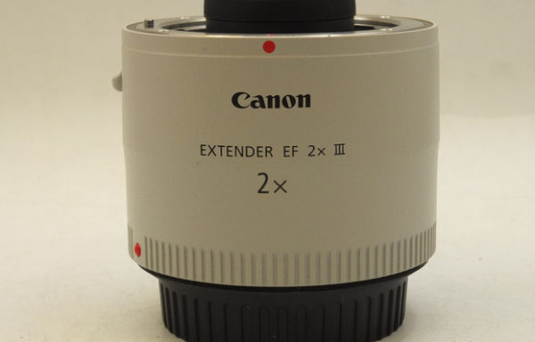 Canon extender ef 2x lll